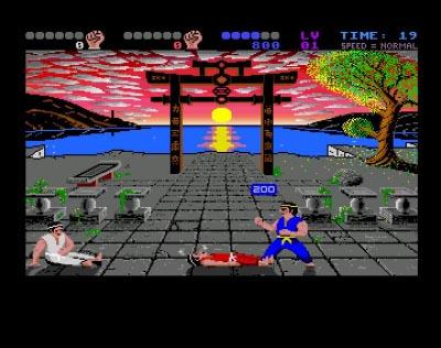 Download 'International Karate Plus (IK+)' Amiga ROM Game