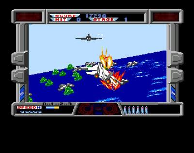 Amiga Game - Afterburner