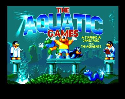 Amiga Roms - Images for 'james pond 3'
