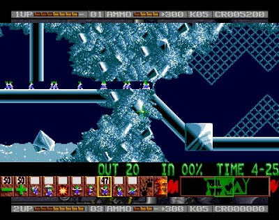 Amiga Roms - Images for 'lemmings'