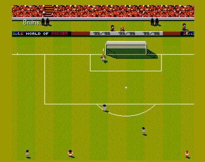 Amiga Game - Sensible World of Soccer
