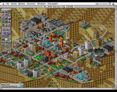 Amiga Roms - Images for 'sim city'