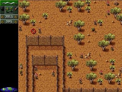 Amiga Game - Cannon Fodder