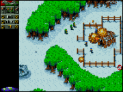 Amiga Game - Cannon Fodder (screenshot 3)