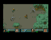 Amiga Game - Chaos Engine (screenshot 2)
