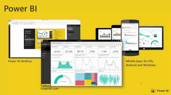 Power BI promo image