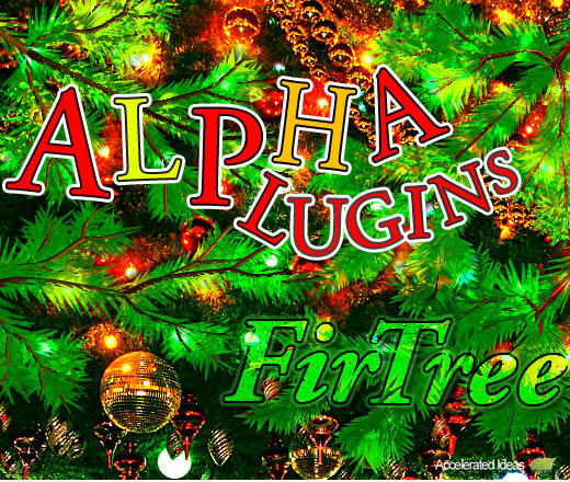 AlphaPlugins FirTree for After Effects - Screenshot 2