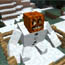 Minecraft Mutant Snow Golems Mod