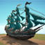 Collection of Pirate Ships and Galleons - Minecraft World