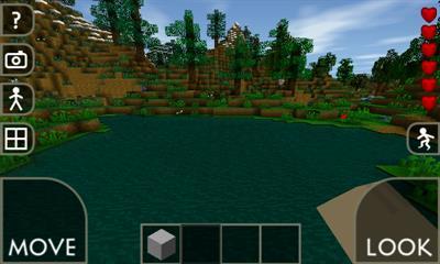 Jogo Survivalcraft para Android