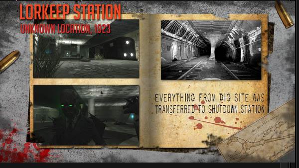Lorkeep Station - Custom Zombies Map Screenshot 1