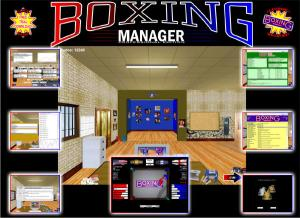 Large screenshot for Boxing Manager Professional Edition