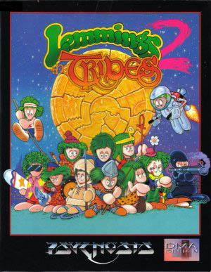 Lemmings 2 - Cover Image