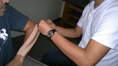 Lesão no tendão