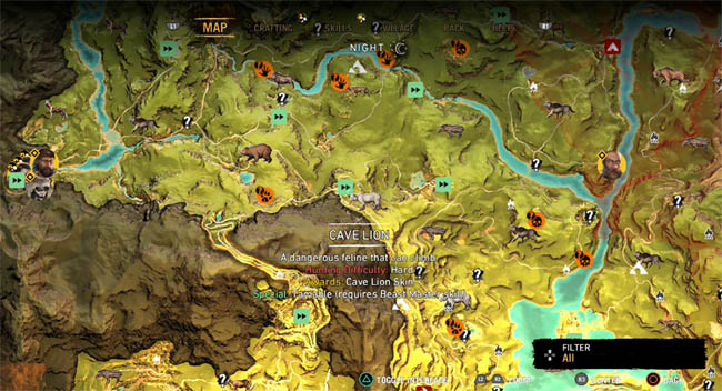 Far cry primal rare white deer and rare black lion locations rare white deer and rare black lion locations gumiabroncs Choice Image