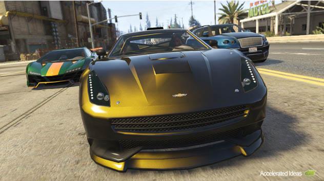 GTA Online - Bullpup