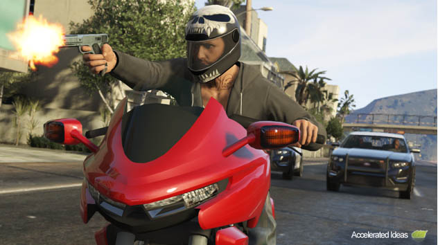 GTA Online - Dinka Thrust