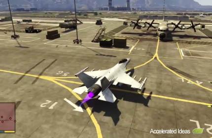 Avião de caça