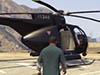 Onde Encontrar o Helicóptero (Buzzard) - Mapa de Localização