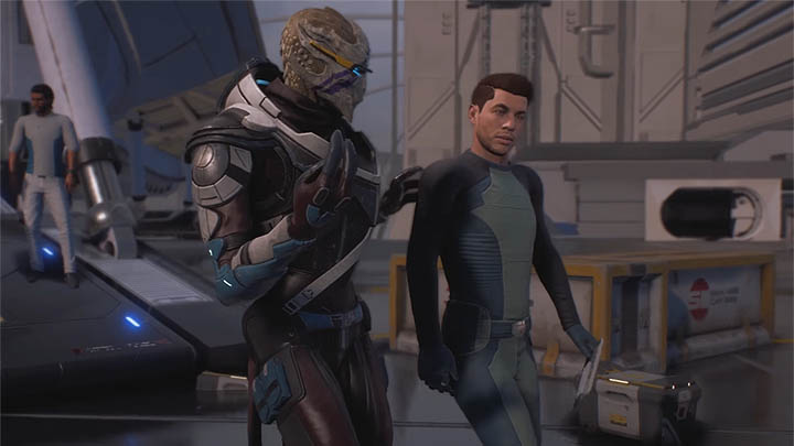 Vetra and Jaal Romance Guides