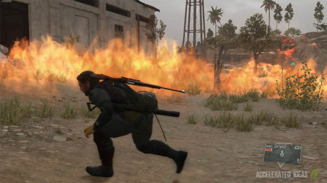 How to Kill the Man on Fire in Mission 20