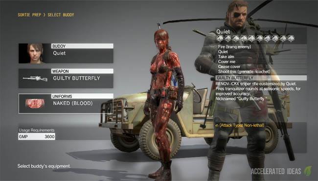 Quiet Blood Uniform