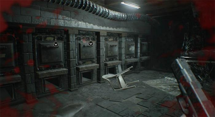 Dissection Room Key Location and Puzzle Solution
