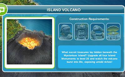 Como Desbloquear Vulcão na Ilha do Mistério