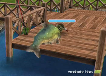 Sims freeplay - Pescar