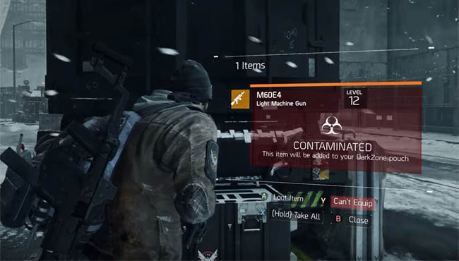 How to Get Dark Zones Keys and Open Chests