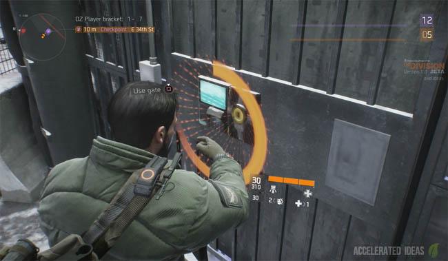 Checkpoint / Vendor
