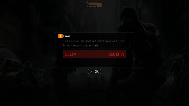 The Division - How to Fix Errors - MIKE, Delta and Romeo