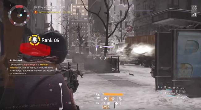 How Rogue Status Works in the Dark Zone