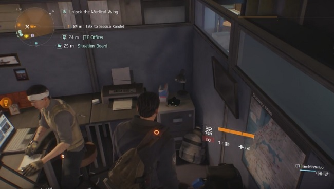 Splinter Cell Easter Egg