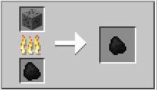 em carvão vegetal você pode criar carvão pela fusão de carvão em