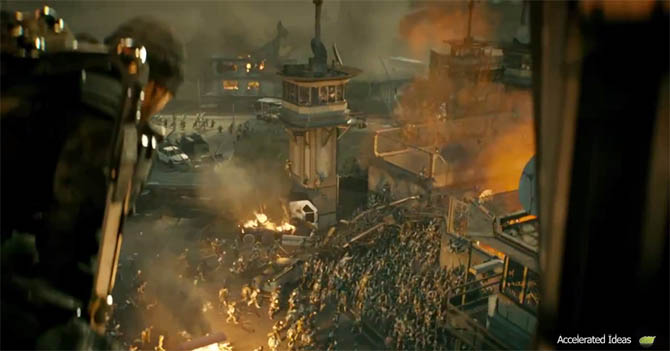 Advanced Warfare ExoZombies Cutscene Is There A Th Gamemode - Call duty exo zombies trailer looks epic