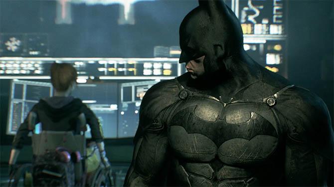 Batman Arkham Knight - Panessa Studios Rooftop Antenna Walkthrough