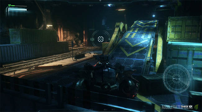 Arkham Knight Subway Map.Batman Arkham Knight Subway Tunnel Puzzles Sneaking Past Drones