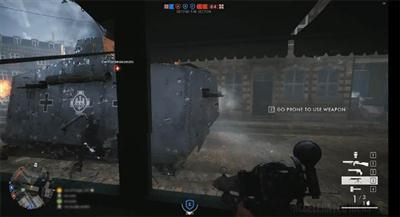 How to destroy tanks easily