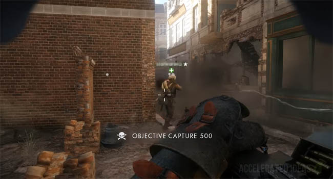 Objective capture