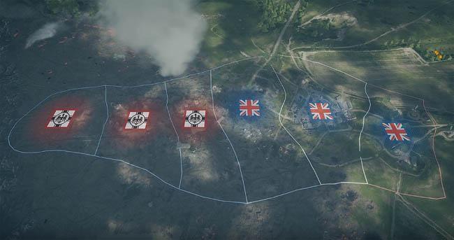 Operation sectors
