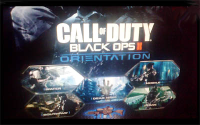 Black Ops 2 DLC 2 Orientation - Dead High Zombies Map  Fake