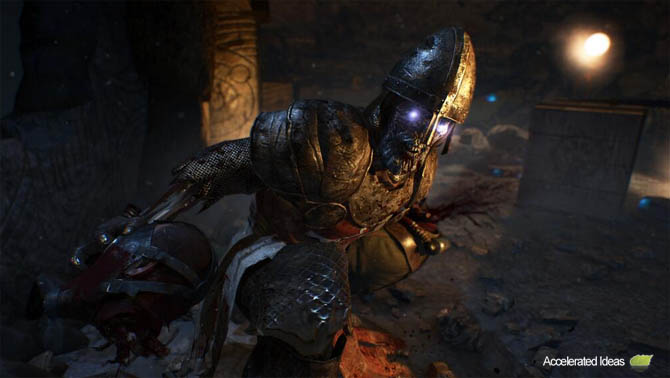 Black Ops 2 Origins Set In Medieval Ruins With Knight