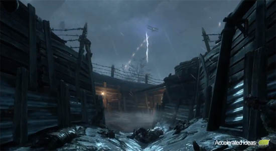 Black Ops 2 Origins Trailer Dieselpunk Boss Zombie Armoured Tank And Accelerated Ideas