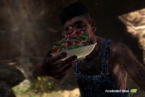Black ops 2 zombies buried map new boss zombie accelerated ideas boss zombie feeding sweets gumiabroncs Gallery