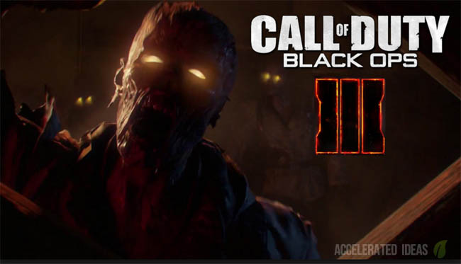 Black Ops 3 Custom Zombies Coming in 2016