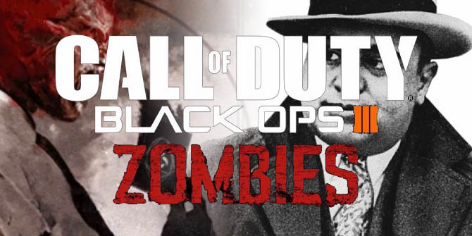 Black Ops 3 Zombies - Gangster Mafia Era with 1920's Storyline