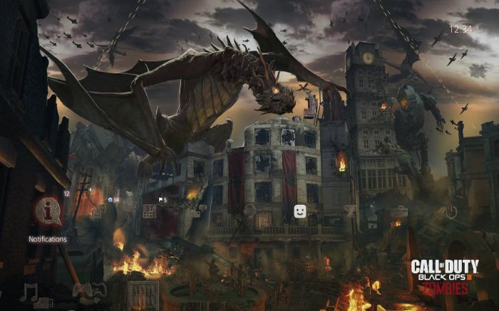 Gorod Krovi - Black Ops 3 Zombies