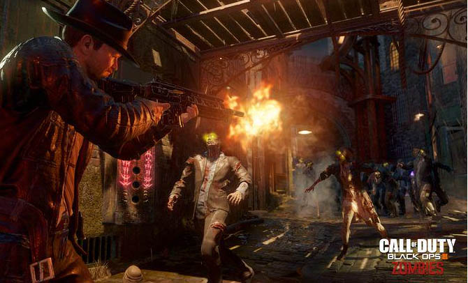 Black Ops 3 Zombies - Shadows of Evil Map Confirmed