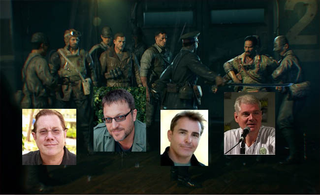 Black Ops 3 voice actors